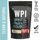 2KG WHEY PROTEIN ISOLATE WPI POWDER - 100 % PURE CHOCOLATE VANILLA STRAWBERRY
