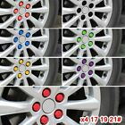20PCS SILICONE CAR WHEEL NUT COVER LUG DUST BOLT CAP HUB SCREW RIM ALLOY HEAD