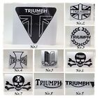 Triumph Sticker Decal Vinyl Motorcycles Racing Motor Sport Car Window Bumper New $4.55 USD