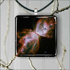 Space butterfly nebula PENDANTS NECKLACE M - L - XL -lb6y