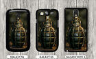 SECOND WAR GRENADE HAND WEAPON CASE FOR SAMSUNG GALAXY S3 S4 NOTE 3 -usd4Z
