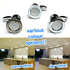 20 x 7W LED Fire Rated Downlights Ceiling Downlighters Spot Lights GU10 Dimmable