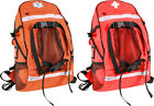 First Aid Red Cross EMT EMS Trauma Backpack