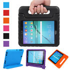 Kid Safe Handheld EVA Foam Shockproof Stand Case Cover For Samsung Galaxy Tab S2