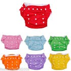 Unisex Reusable Size Adjustable Washable Leakproof Baby Cloth Diaper Nappy New