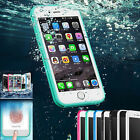 Waterproof Dust Shockproof Hybrid Case Cover Protector For iPhone 7 Plus 5/5s SE