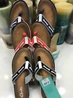 Clarks Collection Flip Flops (You Choose) BNWOB