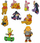 Cartoon Characters Fun-Tastic Foam 3D Wall Stickers