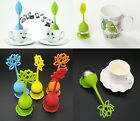 Leaf Lotus Silicone Stainless Steel Tea Filter/Strainer/Diffuser Herbal Spice