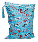 Bumkins Waterproof Zippered Laundry Bag