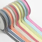 Chevron Ribbon - 15mm x 10M - Craft Wrapping Sewing