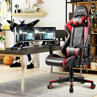 Gaming Chairs Best Deals - Merax PU Leather Racing Gaming Chair Race Car Seat High Back Office Desk Chair