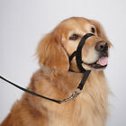 "Dog Head collar gentle leash training stops difficult pet pulling 12-17"" necks"