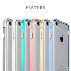 Shockproof Crystal Bumper Hard Clear Case Cover  For Apple iPhone 6s 7 7Plus