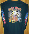 2014 DAYTONA BEACH BIKE WEEK Sweatshirt  Sz Sm - 5XL  USA TRIBAL EAGLE