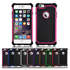 iPhone 6s / 6 Case Heavy Duty Protective Hybrid anti scratch Defender Cover Case