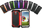 Samsung Galaxy S4 i9500/5 Case Defender Heavy Duty Protective Hard Full Body