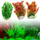 Fish Tank Ornament Simulation Water Plant Underwater Aquarium Plastic Decor 46cm