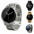 Stainless Steel Watch Band For Citizen Eco-Drive Mens BM8475-26E Military Watch
