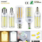 E12 E14 E27 B22 5730 Smd 5731 Led Corn Bulb Lamp Candle Light White 110v 220v
