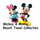 Disney Mickey Mouse Beach Towel 30x60