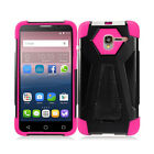 "For Alcatel OneTouch Pop 3 5.0"" LTE Case, Hybrid Cover Case with Kickstand"