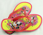 ED Hardy Kids Flip Flops Beautiful Ghost Pink sandals