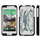 For HTC Desire 610 Case Hard Snap On 2 Piece Slim Shell Outdoor Fishing