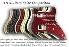 Dragonfire HH (Hum-Hum) Strat Pickguard, Choice of Colors, 3 Ply Fits Fender