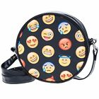 Women's Girls Rounded Handbag Small Shoulder Messenger Bag Wallet Fashion DayBag