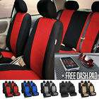 Car Seat Cover Neoprene Waterproof Pet Proof Full Set Cover With Dash Pad on eBay