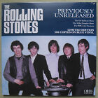 ROLLING STONES, Previously Unreleased, Ltd. Blue Vinyl Edition LP 2015