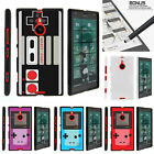 For  Nokia Lumia 1520 Case Hard Snap On 2 Piece Slim Shell Gaming Controllers
