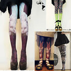 Trendy New Hot Pantyhose Lolita Cosplay Ladies Lovely Printed Pantyhose Tights