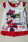 Baby Girls Disney Minnie Mouse Outfit Size 6 Months,12 Months,18 Months