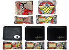 Mini Travel Card Wallet Purse - Batman/Harley Quinn/Wonder Woman/Flash - New