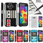 For Samsung Galaxy Core Prime G360 Slim Fit Hard 2 Piece Case Gaming