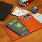 HIMORI Passport Wallet ID Holder Case_Travelus Passport Cover ver.4 (Pocket)