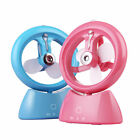 Table Mini Portable Cooling Personal Beauty Humidifier Misting Fan Rechargeable