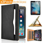 [Magnetic Closure]Stand Wallet Case[Auto Sleep Wake] Films iPad Air-Pro-Mini 234