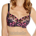 Fantasie Lingerie Alicia Underwired Side Suppport Bra Black 9142 Select Size