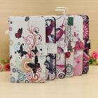 Stylish Flip PU Leather Wallet Card Case Stand For Samsung Galaxy Note3 N9000 US