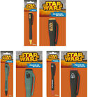 Star Wars - Projector Torch Pen Boba Fett Darth Vader Movie Logo Official Disney