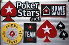 Occasion, POKER IRON ON PATCH POKERSTARS.NET WSOP HOME GAMES TEAM PRO SMALL BLACK SPADE