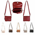 NEW STYLISH SMALL LORENZ LEATHER GIRLS/WOMEN/LADIES HAND/SHOULDER BAG