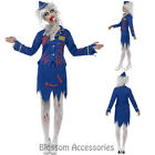 CA20 Zombie Air Hostess Stewardess Flight Attendant Uniform Halloween Costume