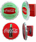 Coke/Coca Cola Retro Vintage Style Wooden Key Cupboard Box - 2 Official Designs