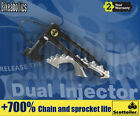 Dual Injector for Scottoiler V System / E System- Triumph T110 650 Tiger - 1960 $34.14 USD