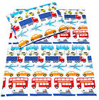 Baby toddler cot/ cot bed set duvet cover pillowcase cotton Double-decker bus