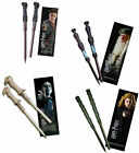 Harry Potter: Wand Pen And Bookmart Set In Sealed Pack New & Official Dumbledore